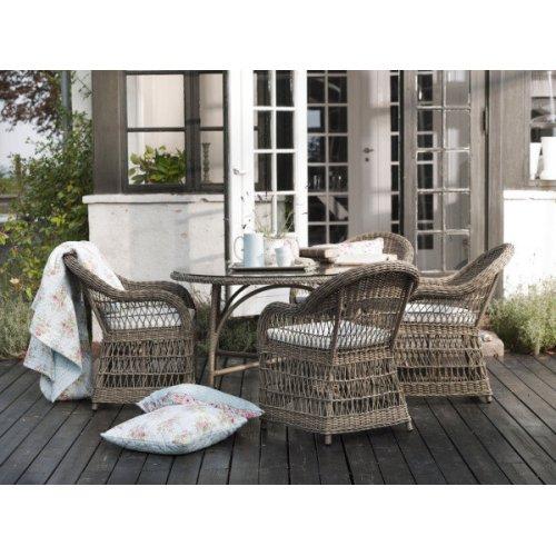 Stół ogrodowy VICTORIA 9492 Ø120cm firmy Sika-Design