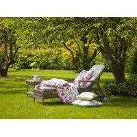 Leżak ogrodowy DAISY 9595T firmy Sika Design
