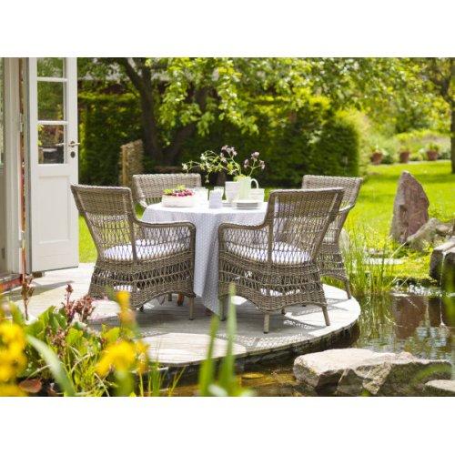 Fotel ogrodowy MARIE 9196 firmy Sika-Design