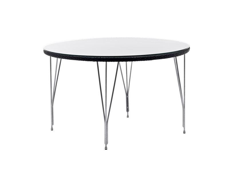 Stół ogrodowy JUPITER 9412S Ø120cm firmy Sika-Design