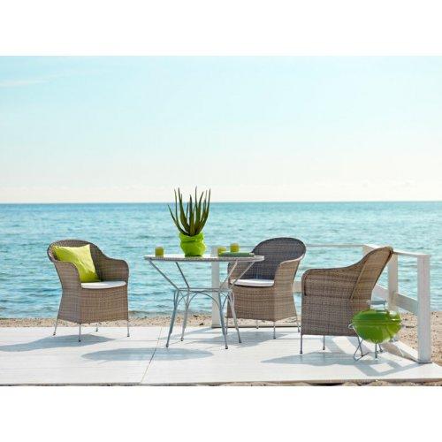 Fotel ogrodowy ATHENE 9140T firmy Sika-Design