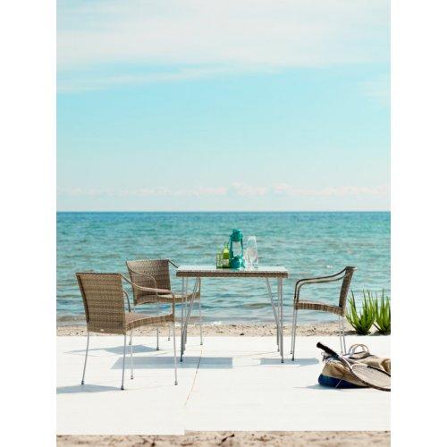Fotel ogrodowy PLUTO 9160T firmy Sika-Design