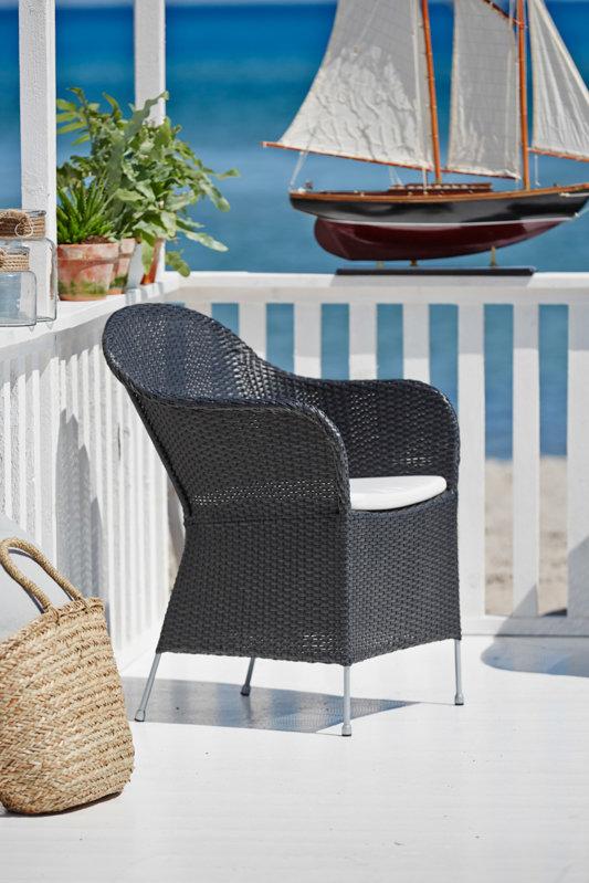 Fotel ogrodowy ATHENE 9140S firmy Sika-Design