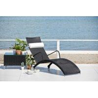 Leżak ogrodowy HELENA 9103S firmy Sika-Design