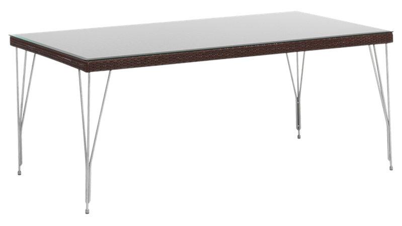 Stół ogrodowy JUPITER 9401T 180x90cm firmy Sika-Design