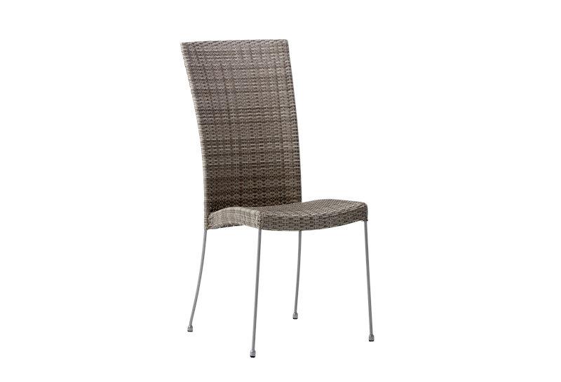 Krzesło ogrodowe SATURN 9100T firmy Sika-Design