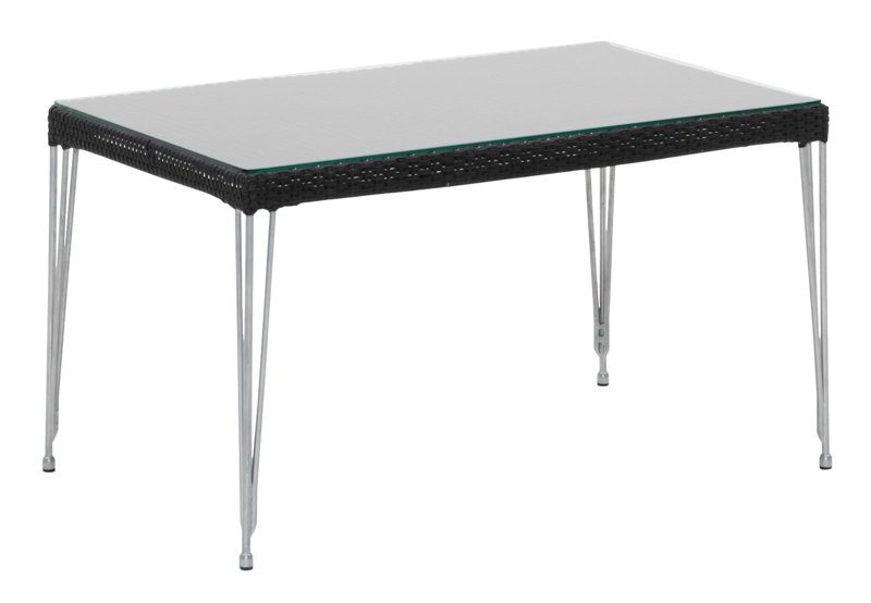 Stolik ogrodowy MERCUR 9410S 100x60cm firmy Sika-Design