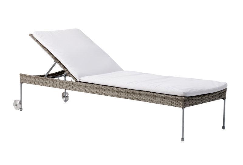Leżak ogrodowy MARS 9550T firmy Sika-Design