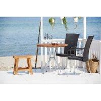 Fotel ogrodowy SATURN 9101S firmy Sika-Design