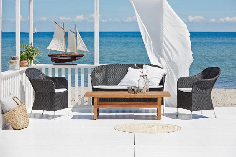 Sofa ogrodowa ATHENE 9245S firmy Sika-Design