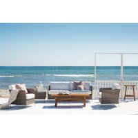 Fotel ogrodowy ORION 9130T firmy Sika-Design