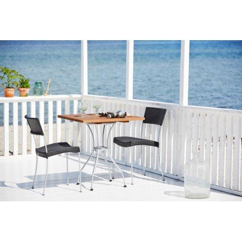 Stół ogrodowy ATLAS 9404PC 70x70cm firmy Sika-Design