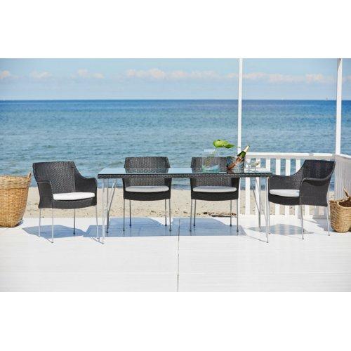 Stół ogrodowy JUPITER 9401S 180x90cm firmy Sika-Design
