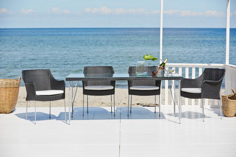Fotel ogrodowy VENUS 9150S firmy Sika-Design