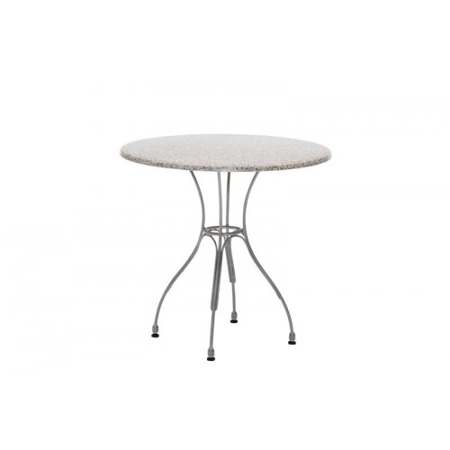 Stół ogrodowy ATLAS 9404PV Ø80cm firmy Sika-Design