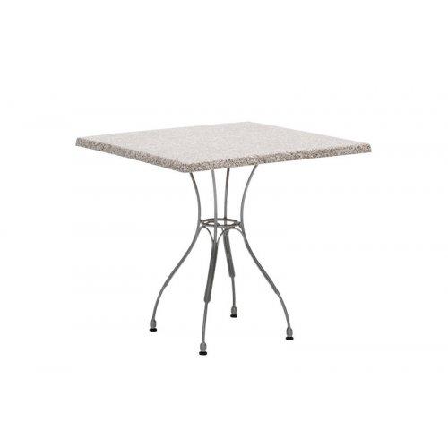 Stół ogrodowy ATLAS 9404PV 80x80cm firmy Sika-Design