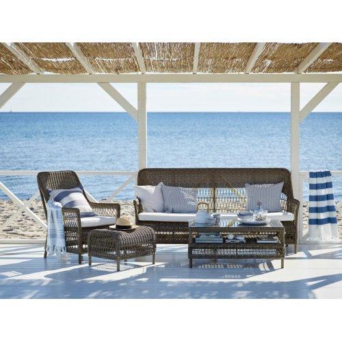 Stolik ogrodowy HAZEL 9497 firmy Sika-Design