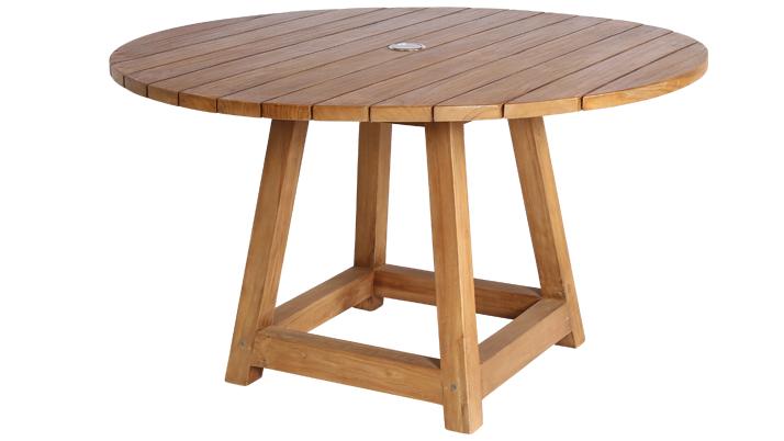 Stół ogrodowy GEORGE 9442 Ø120cm firmy Sika-Design