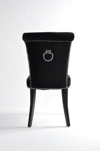 Krzesło NINA black