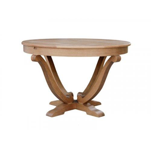 Stół rozkładany LARISA dąb 120-170x120x78cm
