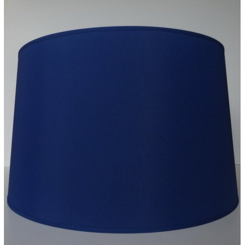Abażur 55CM 2055860 NAVY BLUE