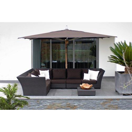 Parasol ogrodowy CAPRI 2561 300x400cm frmy Borek