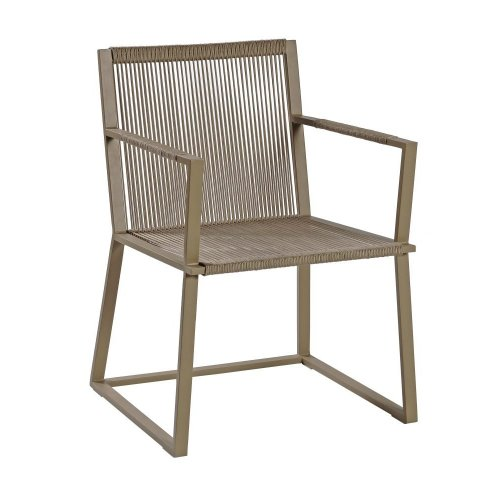 Fotel ogrodowy LINCOLN 4308 Sand 60x61x80cm firmy Borek