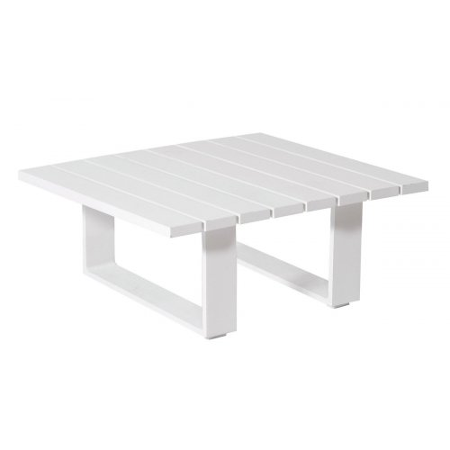 Stolik ogrodowy SAMOS 7213 White 52x50x40cm firmy Borek