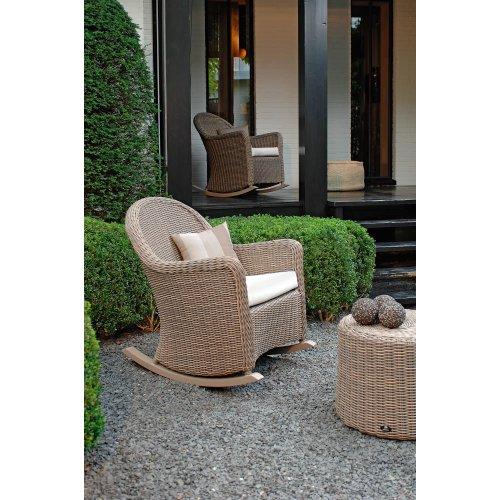 Fotel bujany ogrodowy BARELLO 4709 Firmy Borek