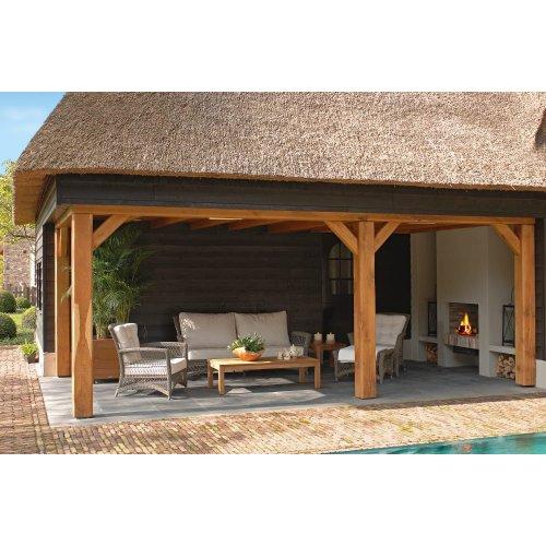 Fotel ogrodowy DOMINICA Lounge 4186 Firmy Borek