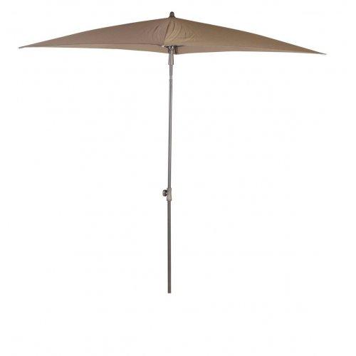 Parasol ogrodowy ANCONA 3017 135x215cm Taupe firmy Borek