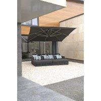 Parasol ogrodowy RODI 2592 3x4m Black Firmy Borek