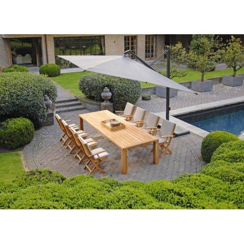 Kolekcja stołów ogrodowych CORTONA Firmy Borek
