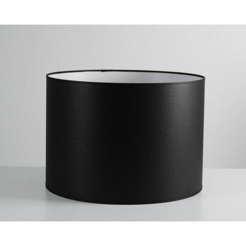 ABAŻUR BLACK CYLINDER CA45897 45x45x32cm