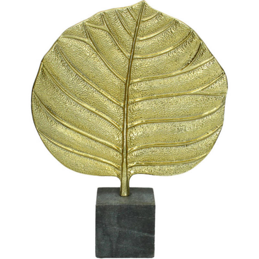 Ornament GOLD 007203 35x10x46cm