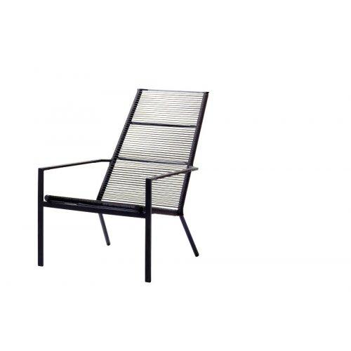 Fotel ogrodowy EDGE highback 5405RAG firmy Cane-line