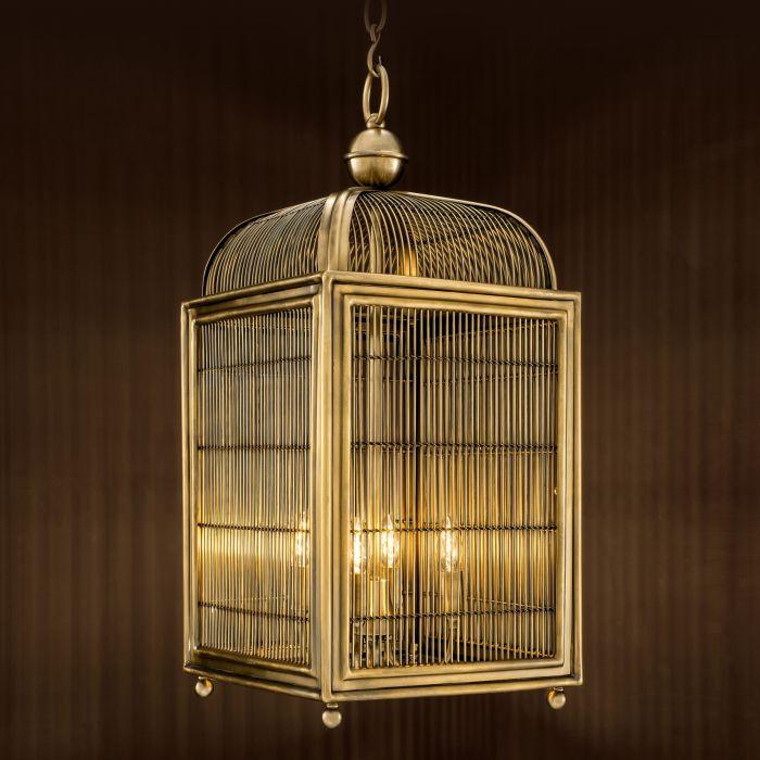 Lampa FALCON 38x 38x81 cm 110958 firmy Eichholtz
