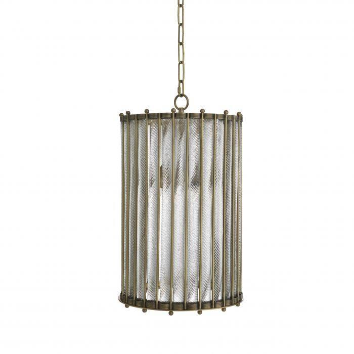 Lampa TIZIANO ANTIQUE BRASS ø 35x53 cm 111060 firmy Eichholtz