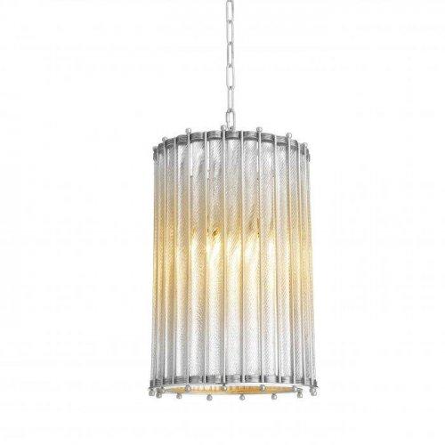 Lampa TIZIANO ANTIQUE SILVER ø 35x53 cm 111061 firmy Eichholtz