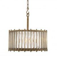Lampa TIZIANO SINGLE ANTIQUE BRASS ø 52,5x52 cm 111132 firmy Eichholtz