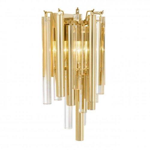 Kinkiet GIGI GOLD 23x14,5x42 cm 111534 firmy Eichholtz