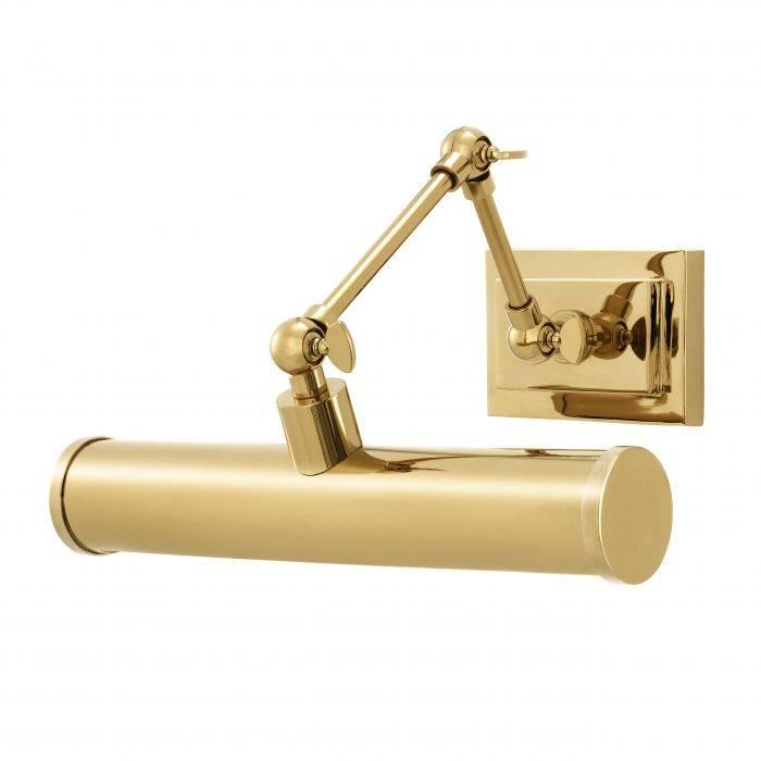 Kinkiet PACIFIC GOLD 28,5x24x20 cm 111623 firmy Eichholtz