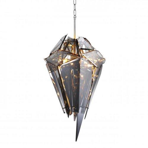 Lampa SHARD SMOKE 47x97cm 111878 firmy Eichholtz