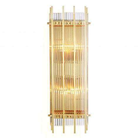 Kinkiet SPARKS GOLD L 23x12x65 cm 111899 firmy Eichholtz