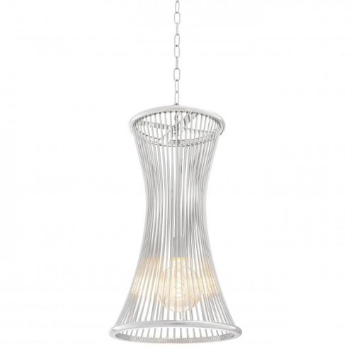 Lampa ALTURA NICKEL ø 35x61,5 cm 112129 firmy Eichholtz