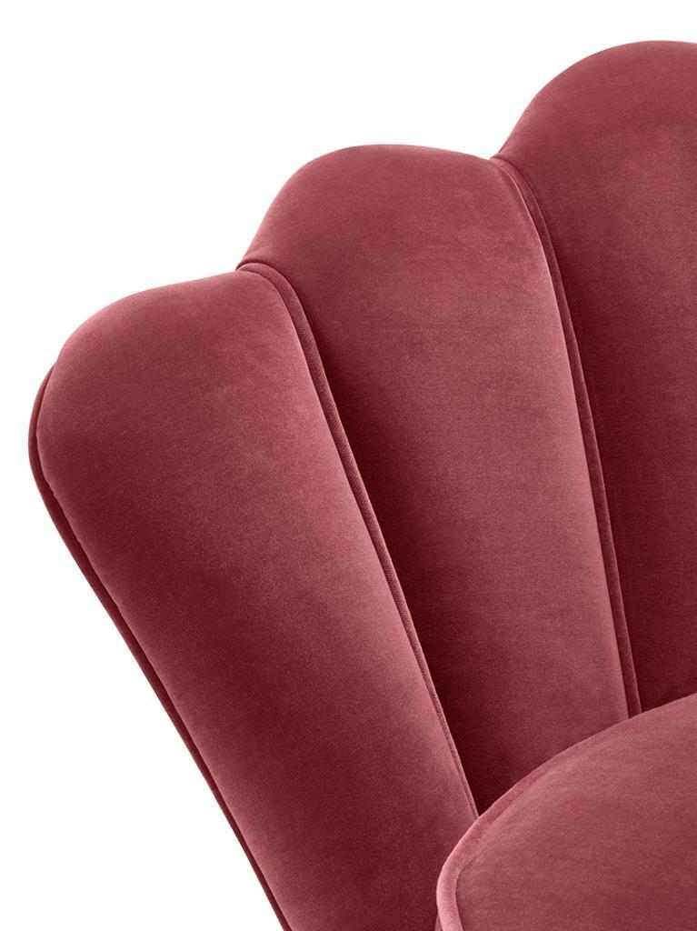 Fotel TRAPEZIUM RED firmy Eichholtz