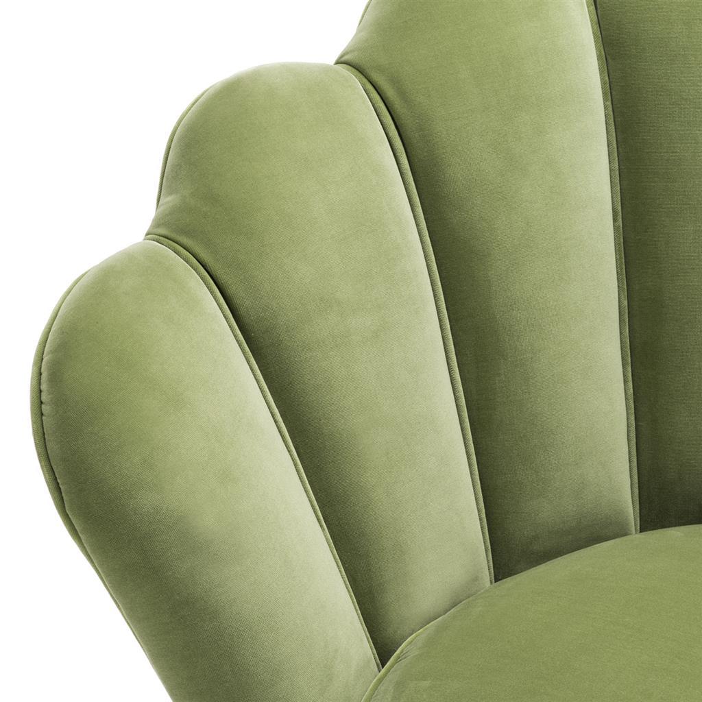 Fotel TRAPEZIUM GREEN 111927 firmy Eichholtz