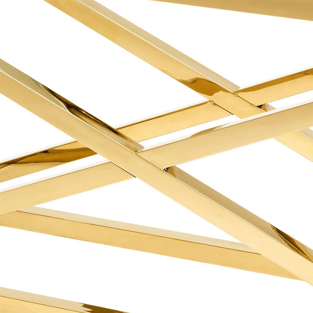 Konsola CURTIS GOLD 150x45x77cm 112396 filrmy Eichholtz