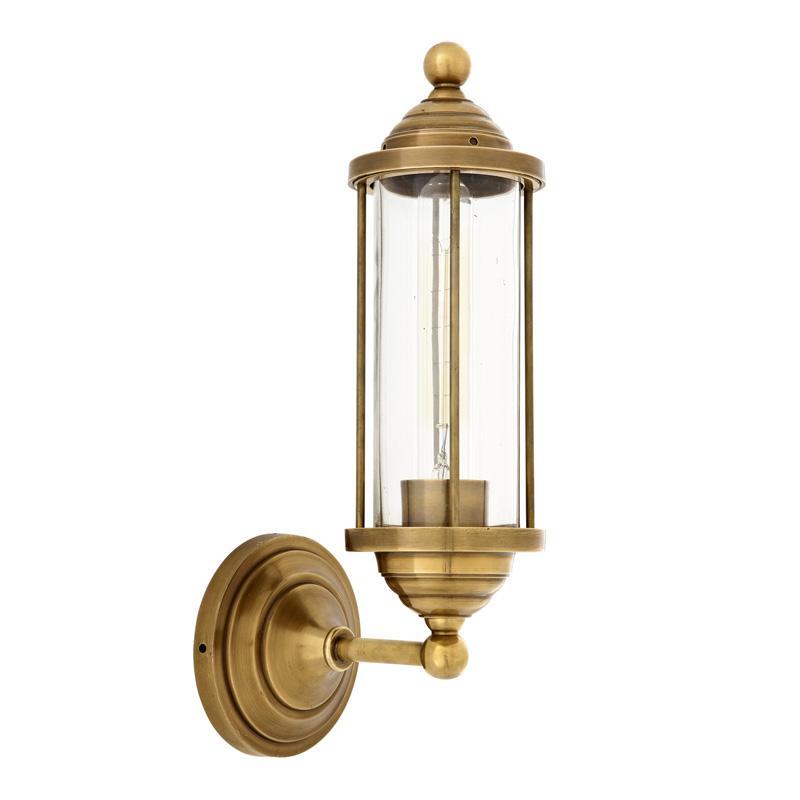 Kinkiet CLAYTON GOLD 11,5x16x38cm 108587 firmy Eichholtz