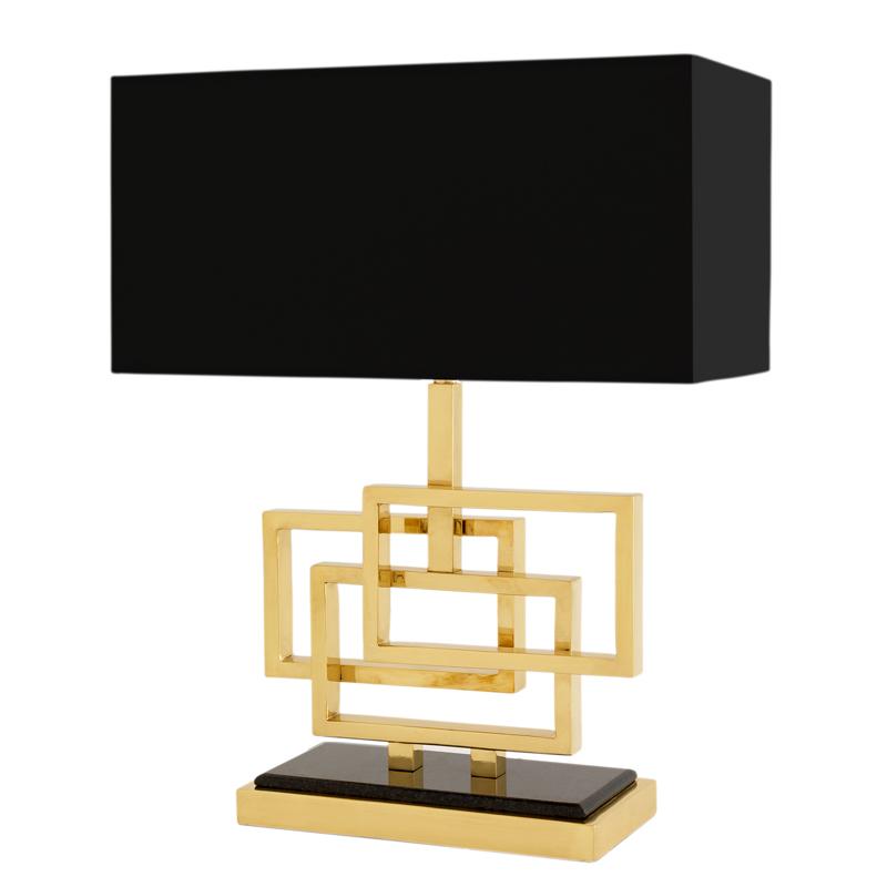Lampa z abażurem WINDOLF firmy Eichholtz